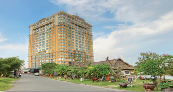 Daewon-Hoan Cau Cantavil, Hochiminh City